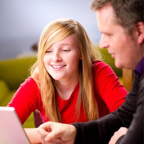father-and-daughter-homework-picture-id155421938